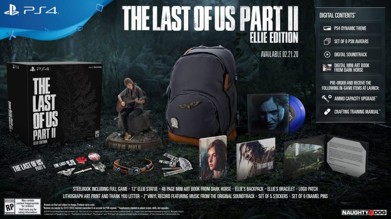 The Last of Us Part II - Ellie Edition