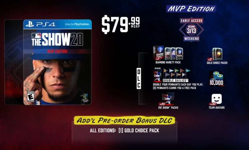 MLB The Show 20 - MVP Edition