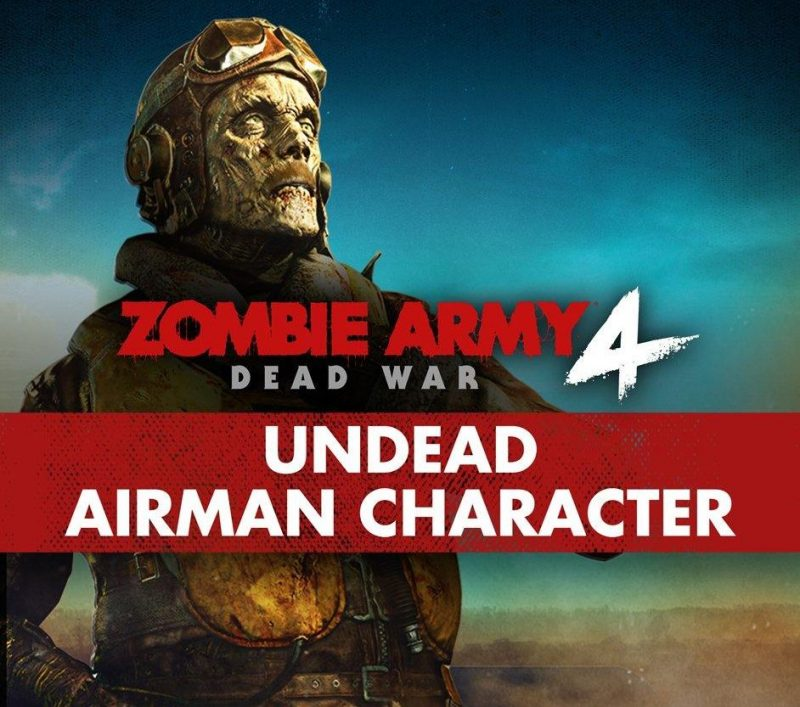 Zombie Army 4: Dead War - Undead Airman