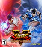 Street Fighter V: Champion Edition Cover Art