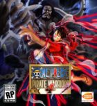 One Piece: Pirate Warriors 4 Cover Art