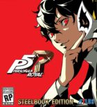 Persona 5 Royal Cover Art