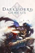 Darksiders Genesis Cover Art