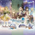 Atelier Dusk Trilogy Box Art