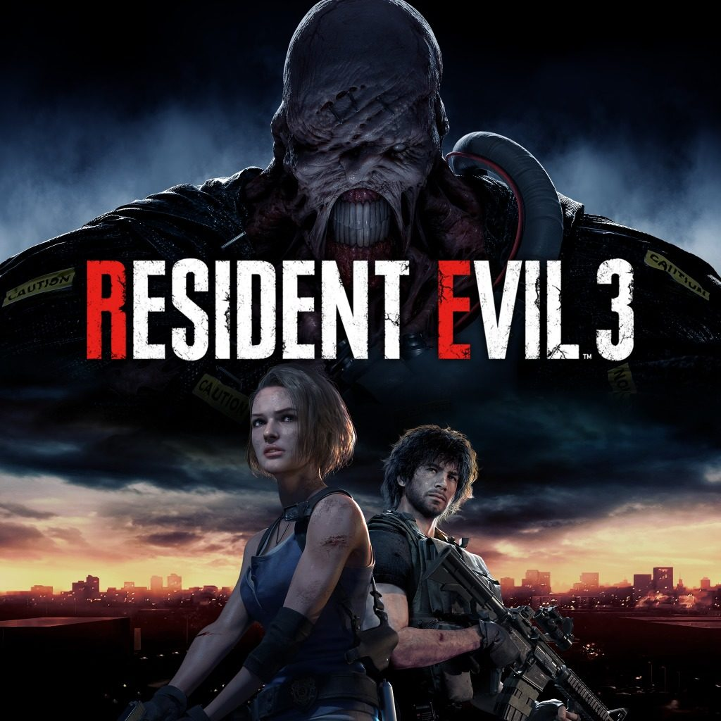 Resident Evil 3 Game Preorders
