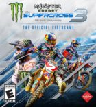 Monster Energy Supercross 3 Box Art