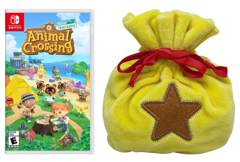 Animal Crossing: New Horizons - Bell Bag Bundle
