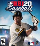 R.B.I. Baseball 20 Box Art