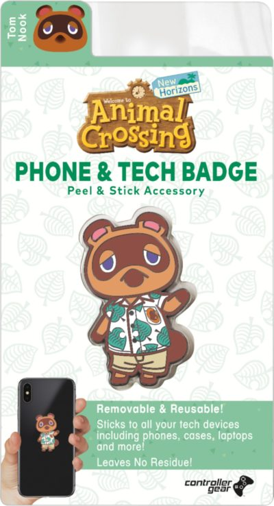 Animal Crossing: New Horizons - Phone & Tech Badge