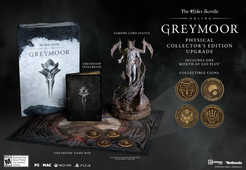 ESO: Greymoor - Physical Collector's Edition