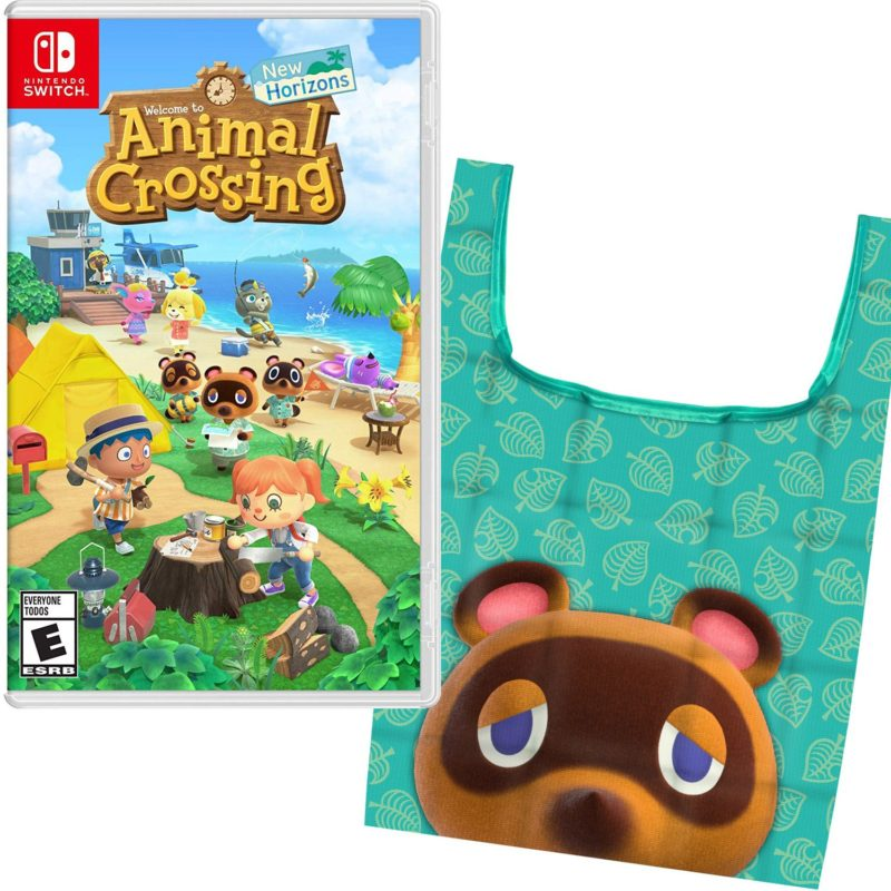 Animal Crossing: New Horizons - Tote Bag