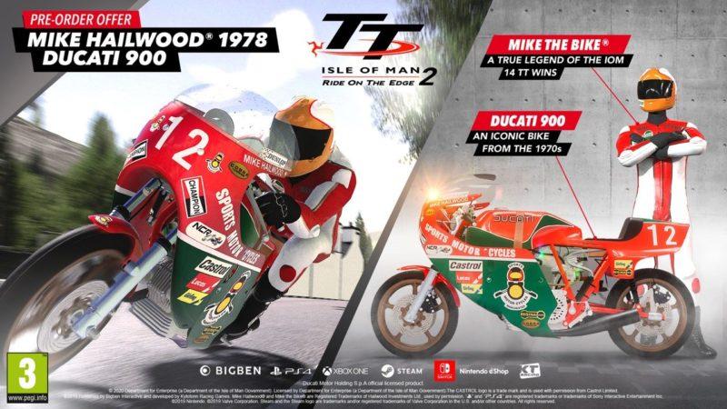 IOMTT: Ride on the Edge 2 - Ducati 900