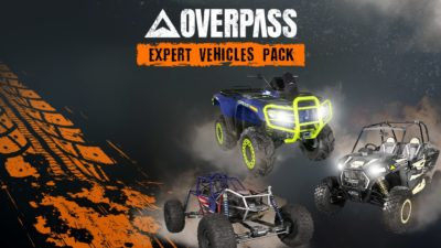 Overpass - Expert Vehicles Pack