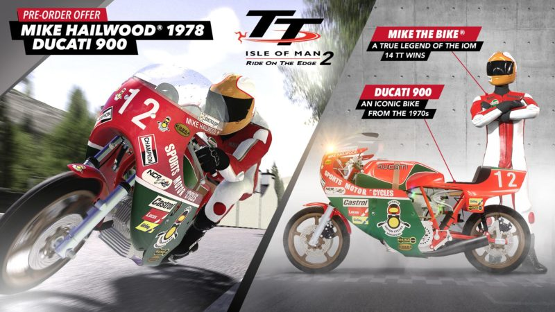 IOMTT: Ride on the Edge 2 - Mike Hailwood & Ducati 900