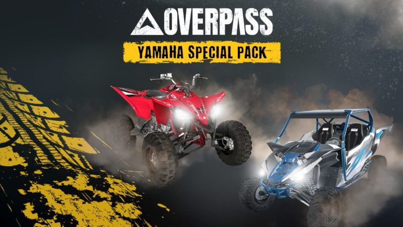 Overpass - Yamaha Special Pack