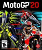 MotoGP 20 Cover Art