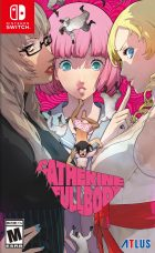 Catherine: Full Body (Switch) Cover Art