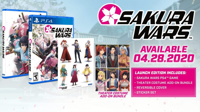 Sakura Wars - Launch Edition
