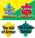 Pokémon Sword and Shield Expansion Pass Cover Art
