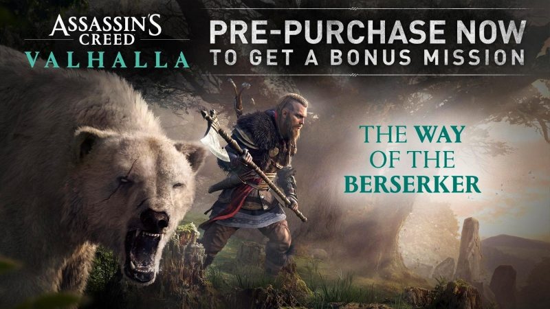 Assassin's Creed Valhalla - Bonus Mission