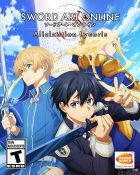 Sword Art Online: Alicization Lycoris Cover Art