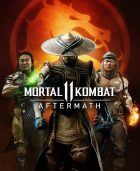 Mortal Kombat 11: Aftermath Cover Art