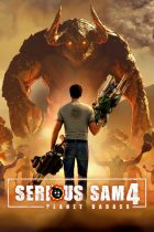 Serious Sam 4 Box Art