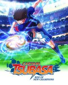 Captain Tsubasa: Rise of New Champions Cover Art
