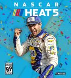 NASCAR Heat 5 Box Art