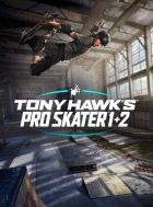 Tony Hawk's Pro Skater 1 + 2 Box Art