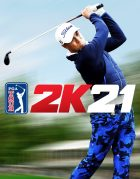 PGA Tour 2K21 Cover Art