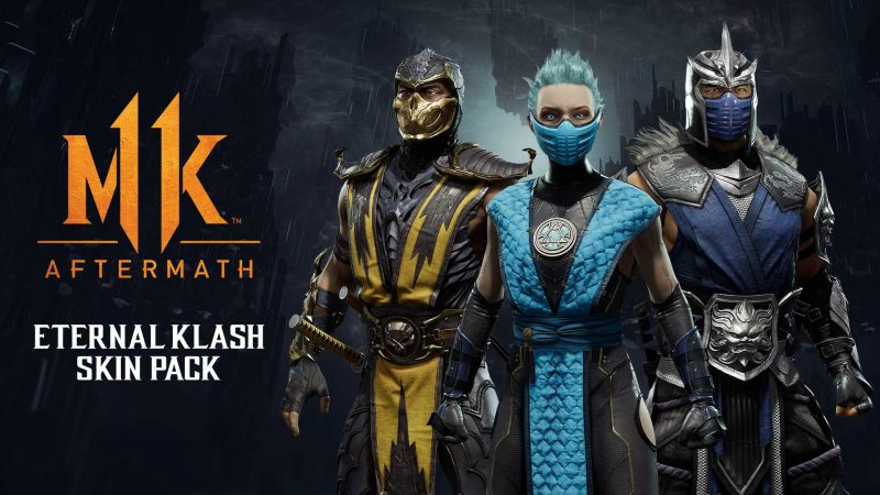 Mortal Kombat 11: Aftermath - Eternal Klash Skin Pack