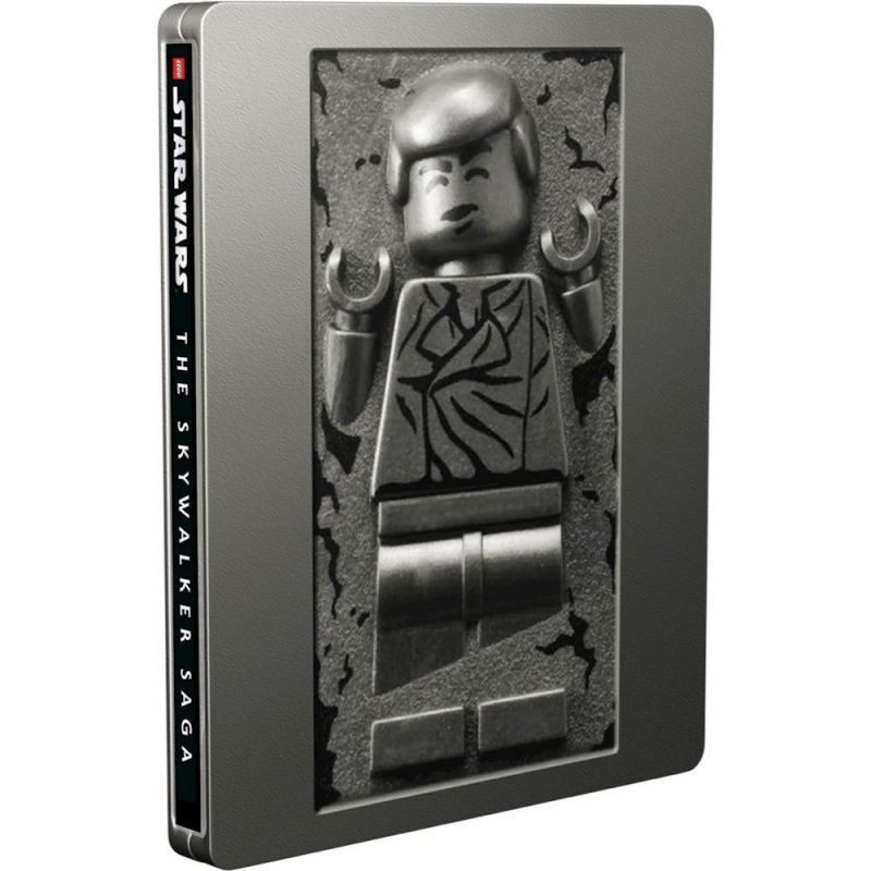 Lego Star Wars: The Skywalker Saga - Steelbook Case