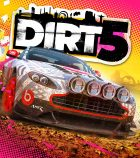 Dirt 5 Box Art