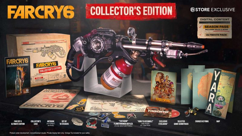 Far Cry 6 - Collector's Edition