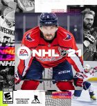 NHL 21 Box Art