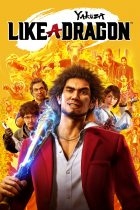 Yakuza: Like a Dragon Cover Art