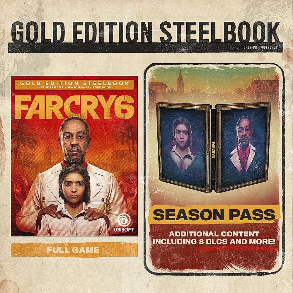 Far Cry 6 Game Preorders