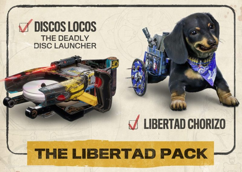 Far Cry 6 - Libertad Pack