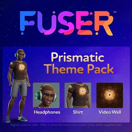 Fuser - Prismatic Theme Pack