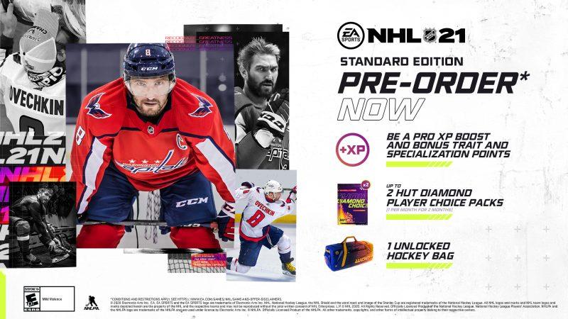 NHL 21 - Standard Edition