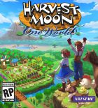 Harvest Moon: One World Cover Art
