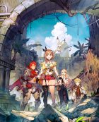 Atelier Ryza 2 Cover Art