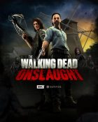 The Walking Dead: Onslaught Box Art