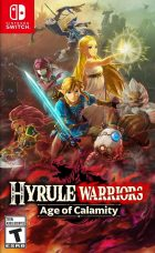 Hyrule Warriors: Age of Calamity Box Art