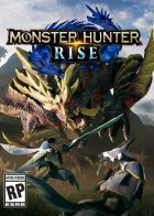 Monster Hunter Rise Cover Art