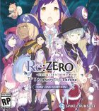 Re:ZERO - The Prophecy of the Throne Box Art