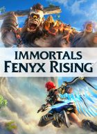 Immortals Fenyx Rising Cover Art