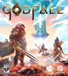 Godfall Cover Art