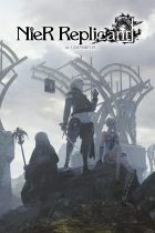 Nier Replicant Cover Art